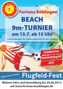 Beach-Tunier